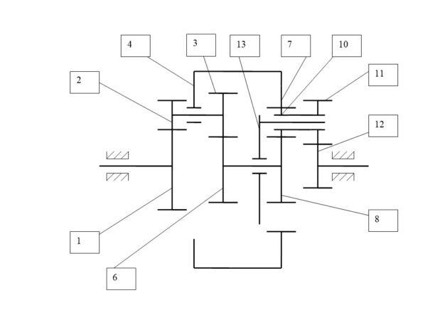 Саморегулируемые (автоматические) вариаторы Веденеева С.А., рис. 16