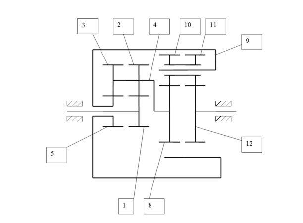 Саморегулируемые (автоматические) вариаторы Веденеева С.А., рис. 4